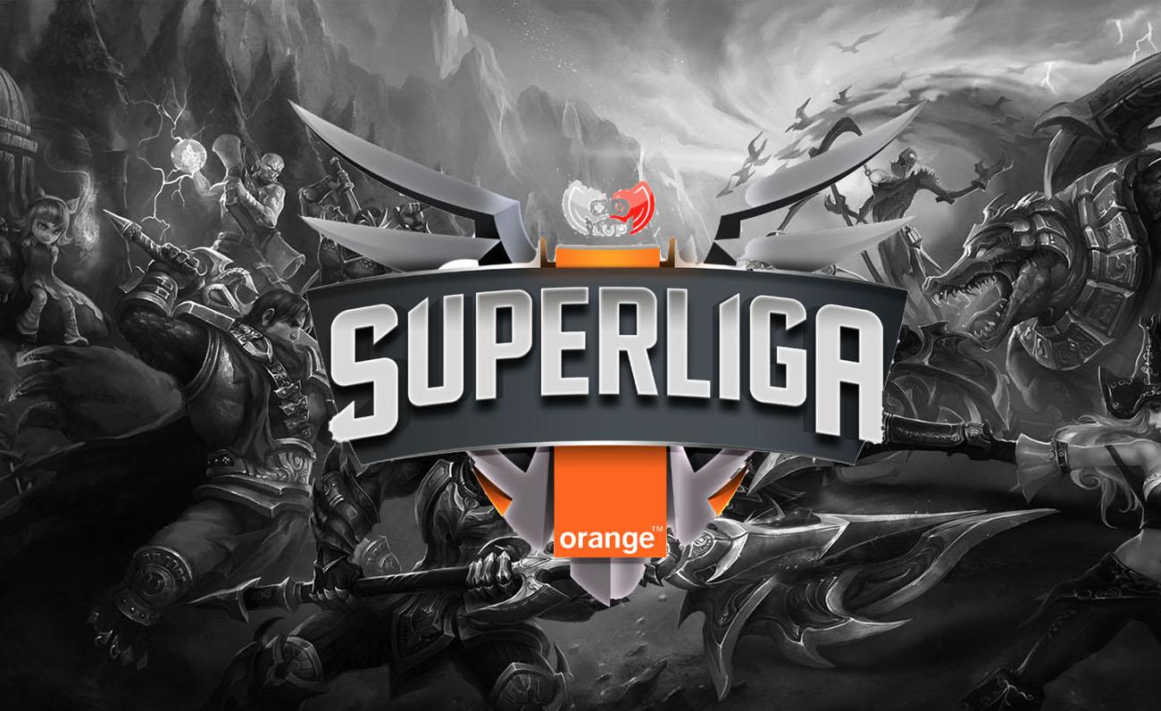 Super LIga Orange Esports