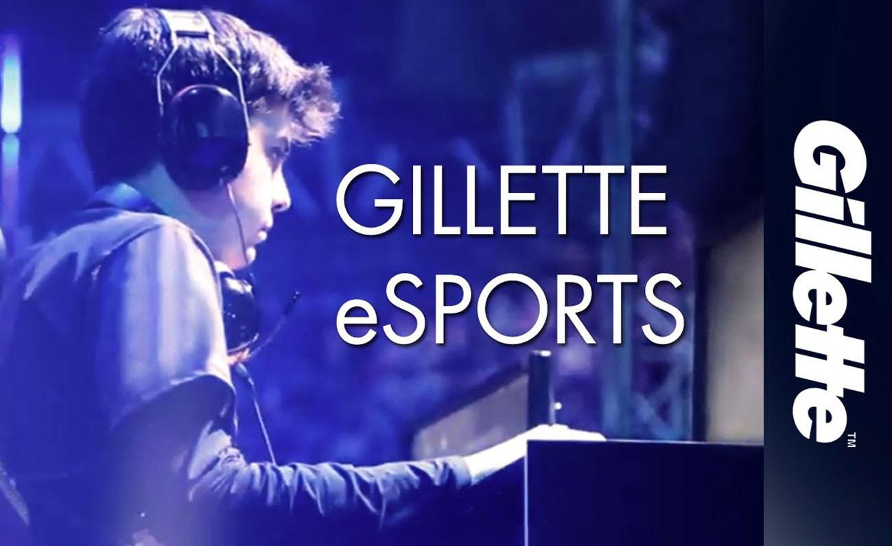 Gillette esports