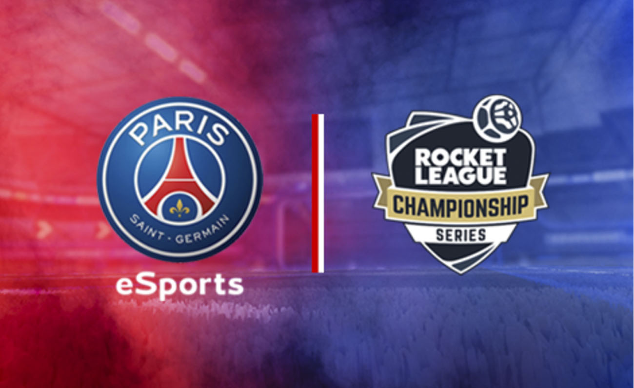 PSG esports Rocket League