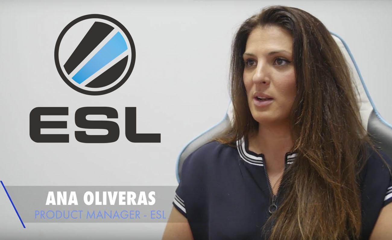 ESL Ana Oliveras Esports