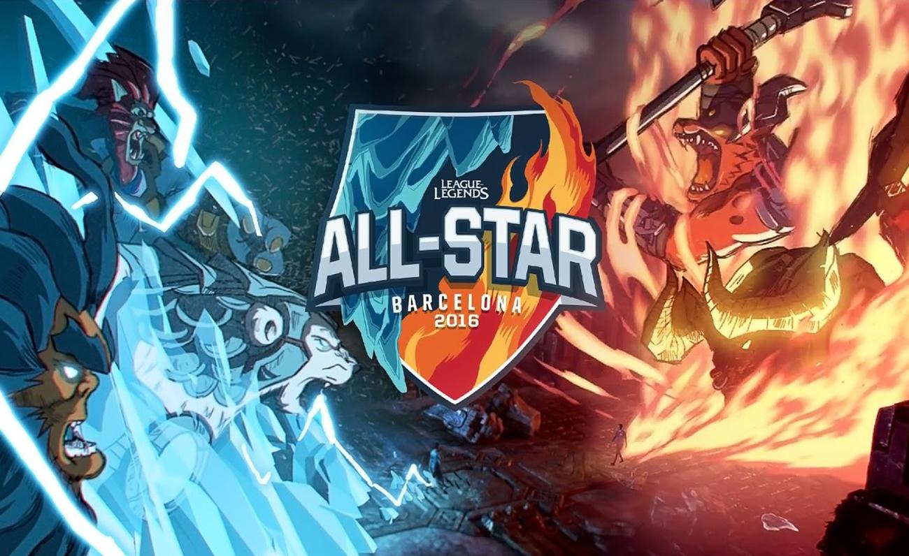 LoLAllStar2017Esports