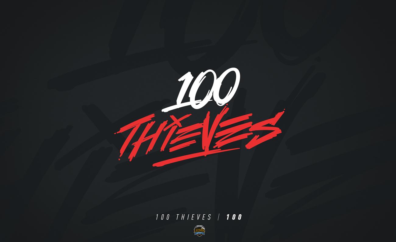 100 Thieves esports
