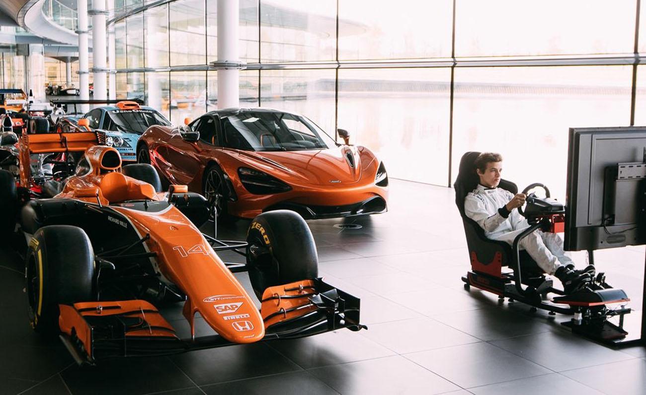 McLaren Esports