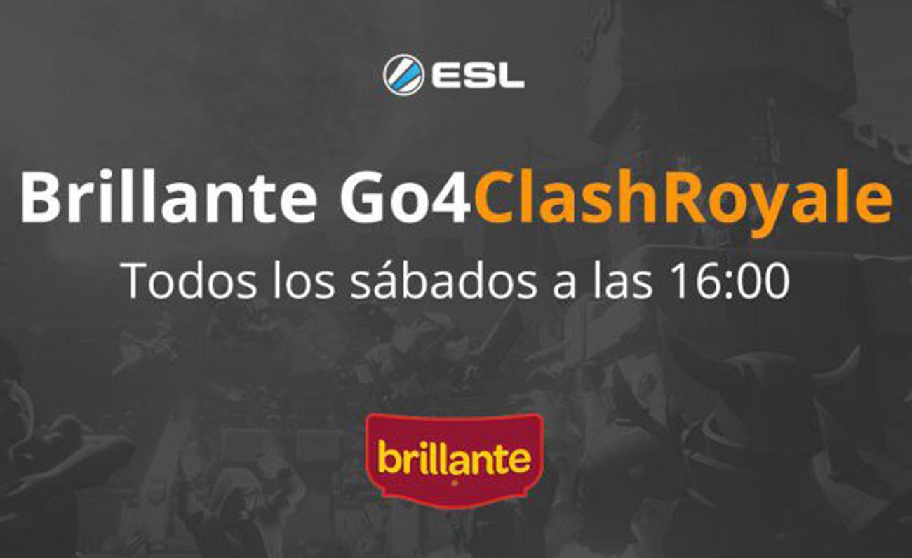 Brillante Go4 Clash Royale Esports