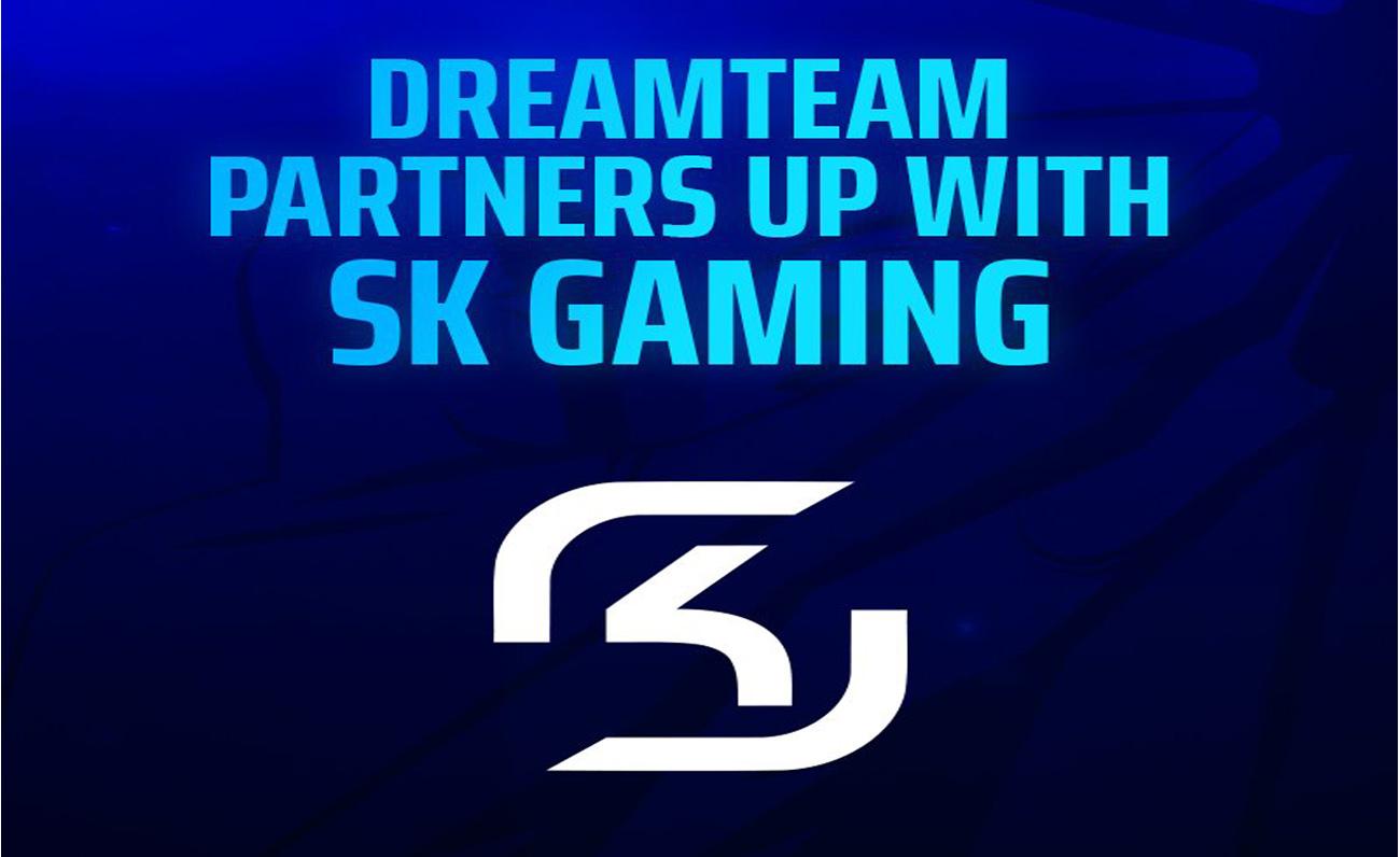 Blockchain Dreamteam SK Gaming esports
