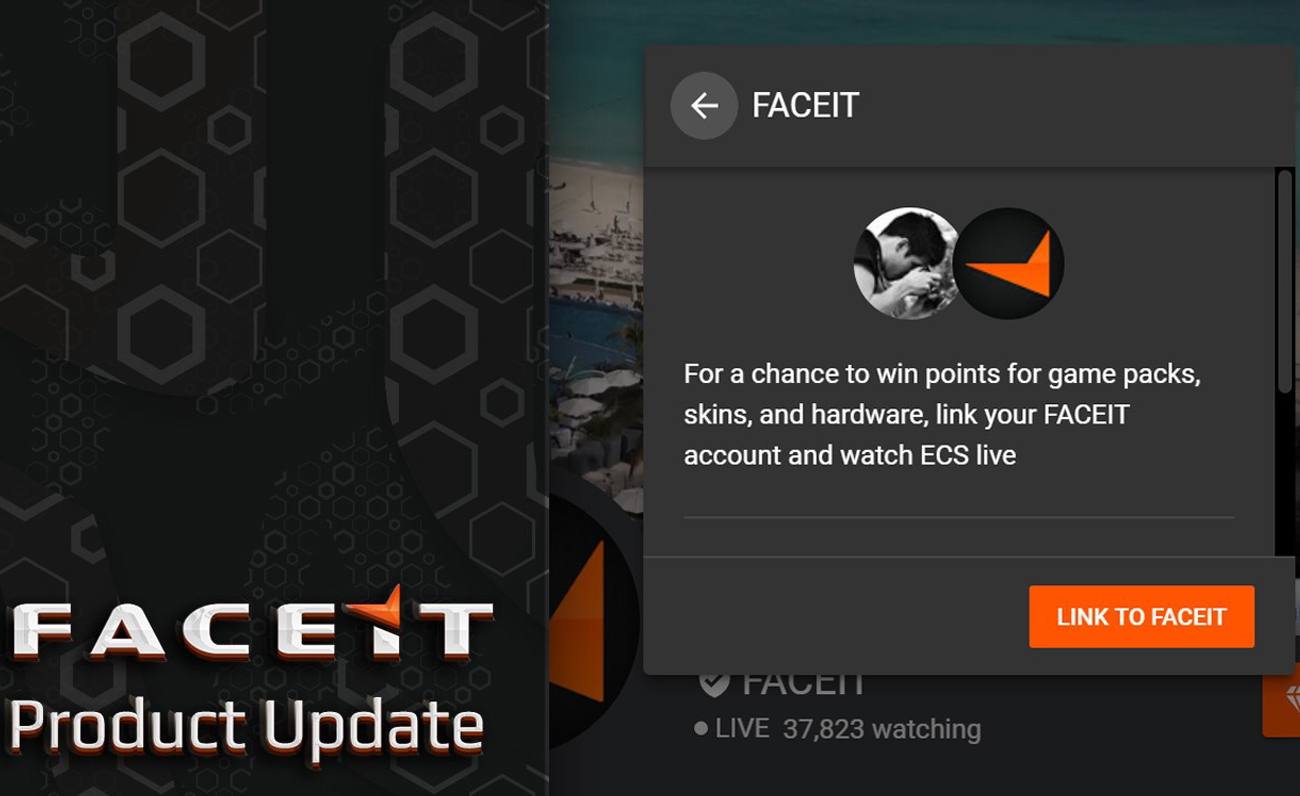 FACEIT Youtube Loot Drops
