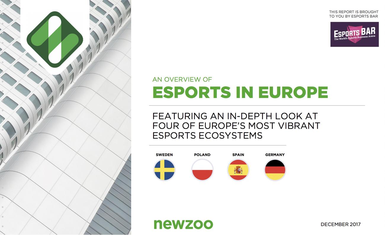 Newzoo Esports Bar