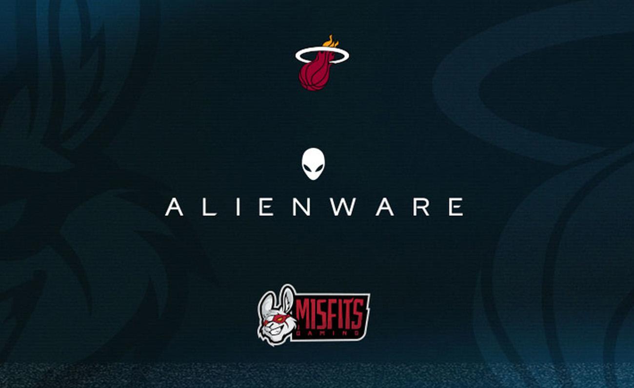 Alienware Gillete Esports