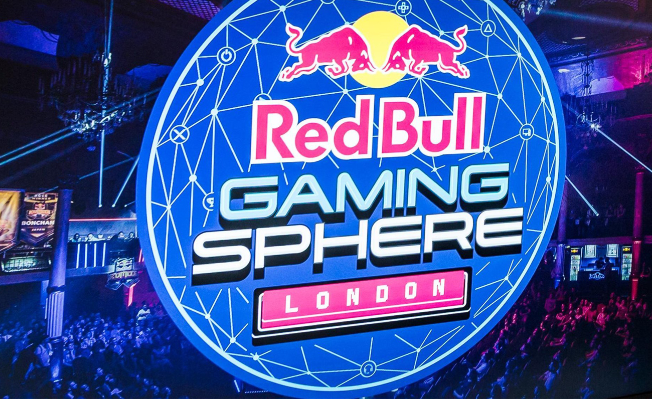 Gaming Sphere RedBull esports