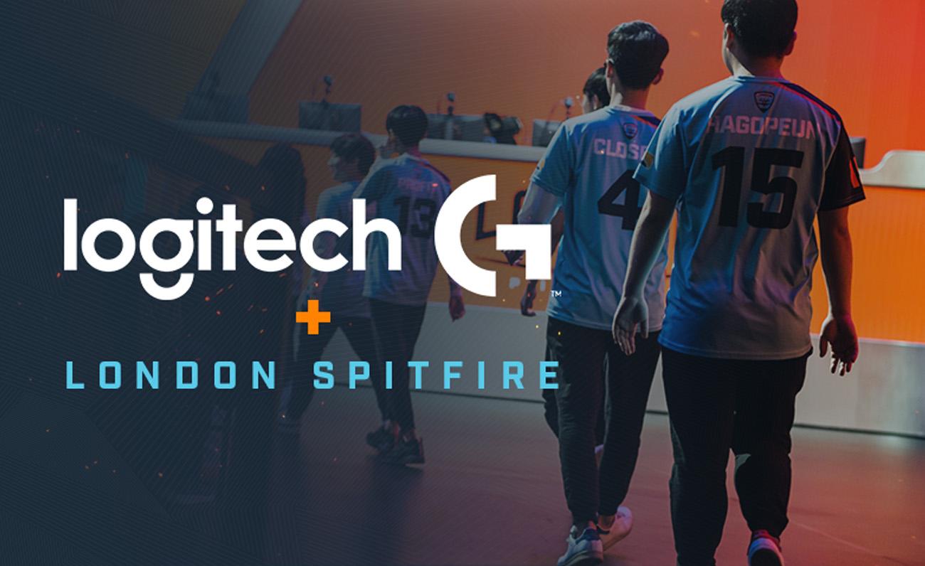 Logitech Spitfire esports
