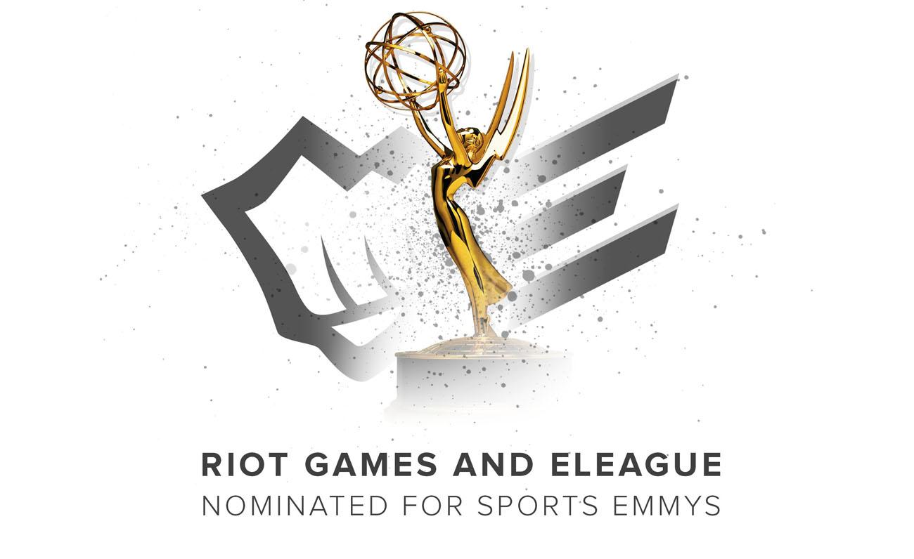 Sports Emmy Awards eSports
