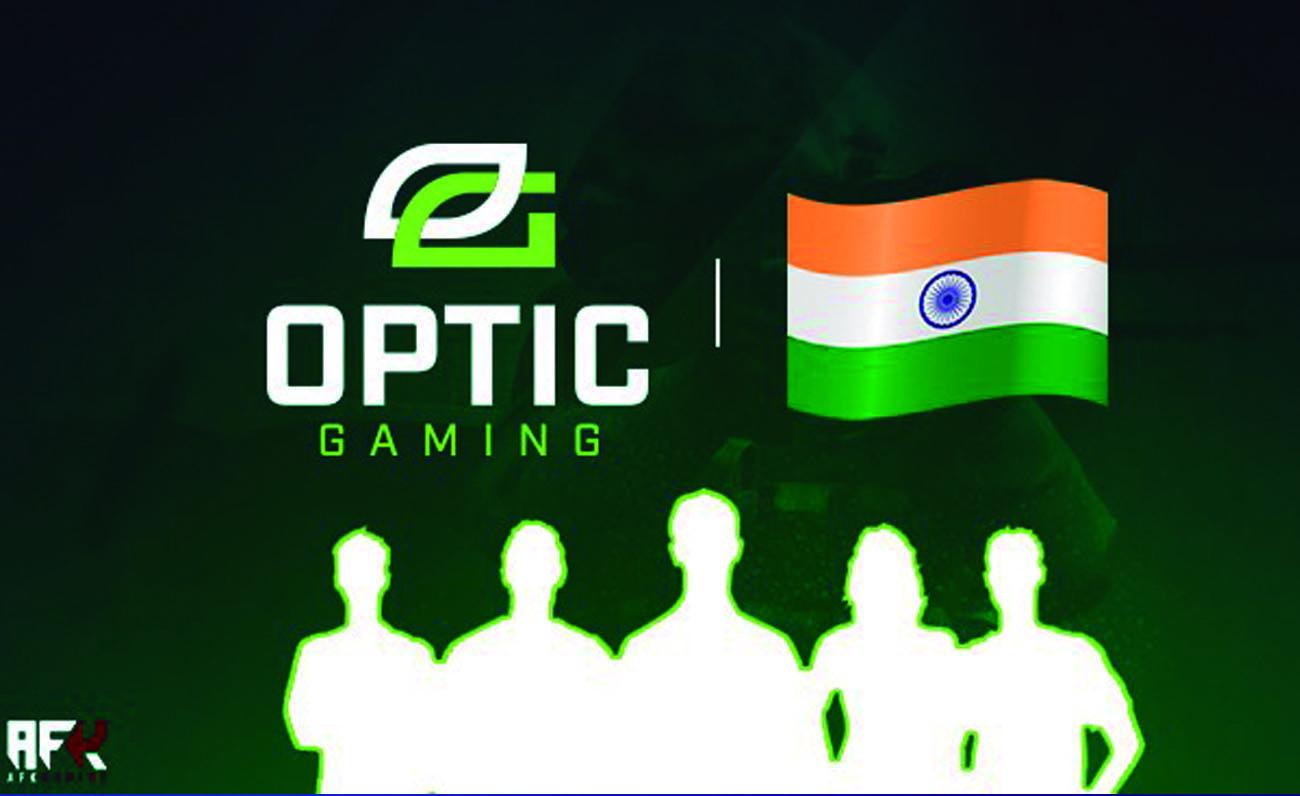 Optic Gaming India Esports