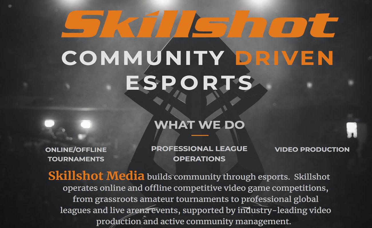Hi-Rez Skillshot Media esports