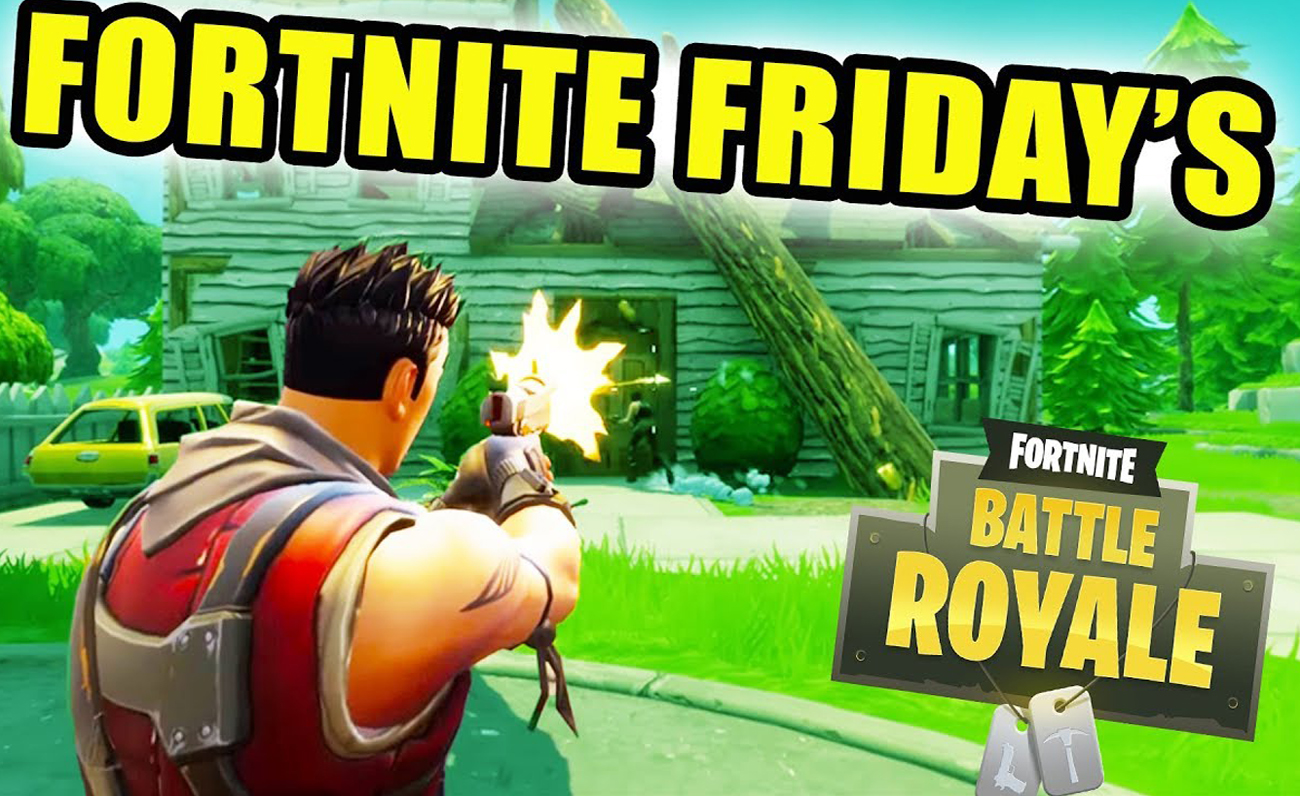 Fortnite Friday audiencias esports