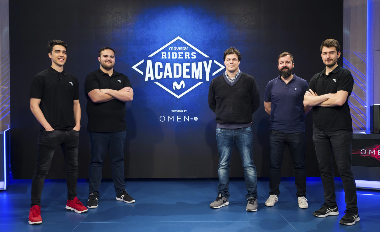 Movistar Riders Academy Esports