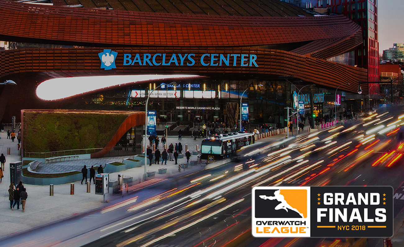 Overwatch League Barclays esports