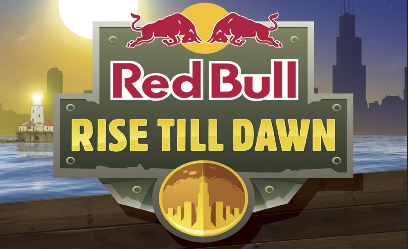 RedBull Rise Till Down Fortnite Ninja esports