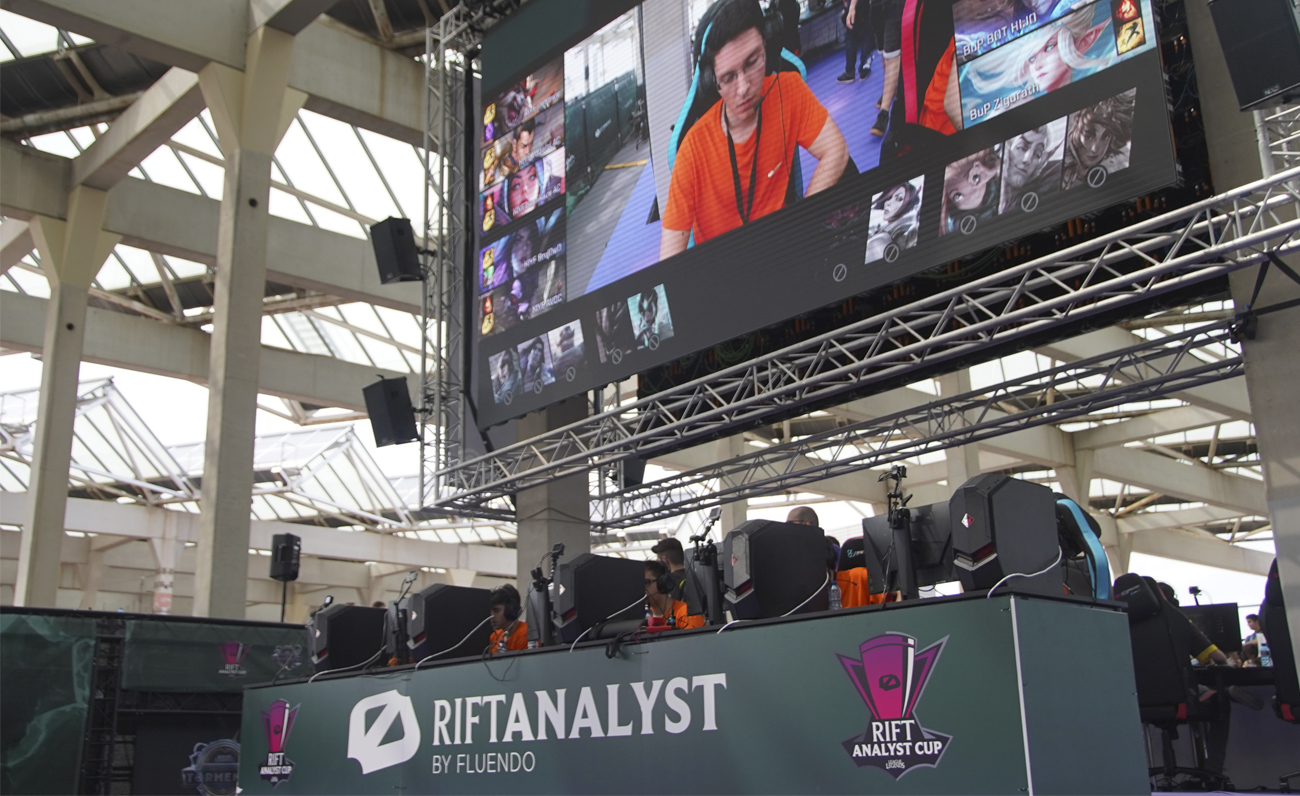 Rift Analyst Cup esports