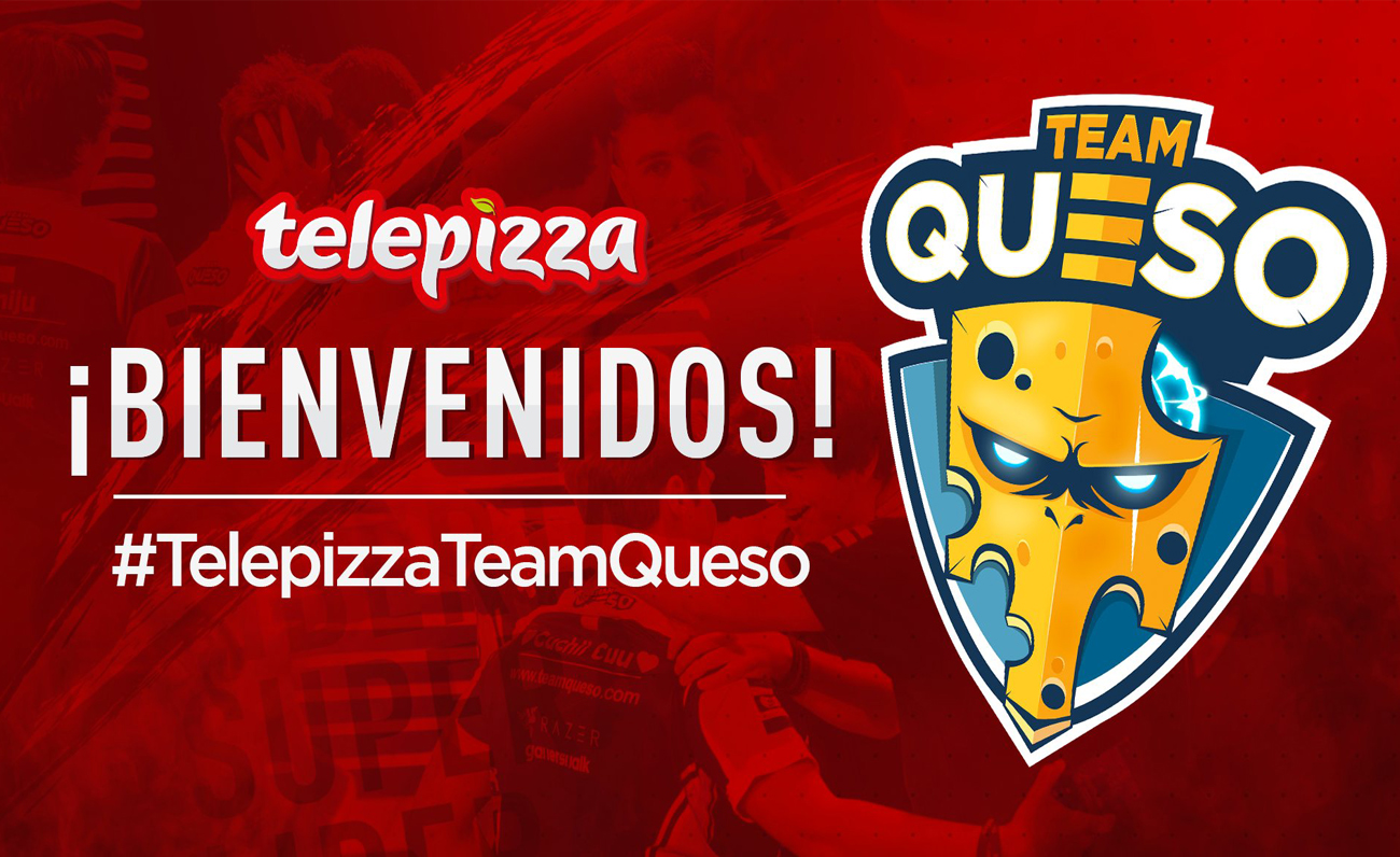 Telepizza Team Queso, esports