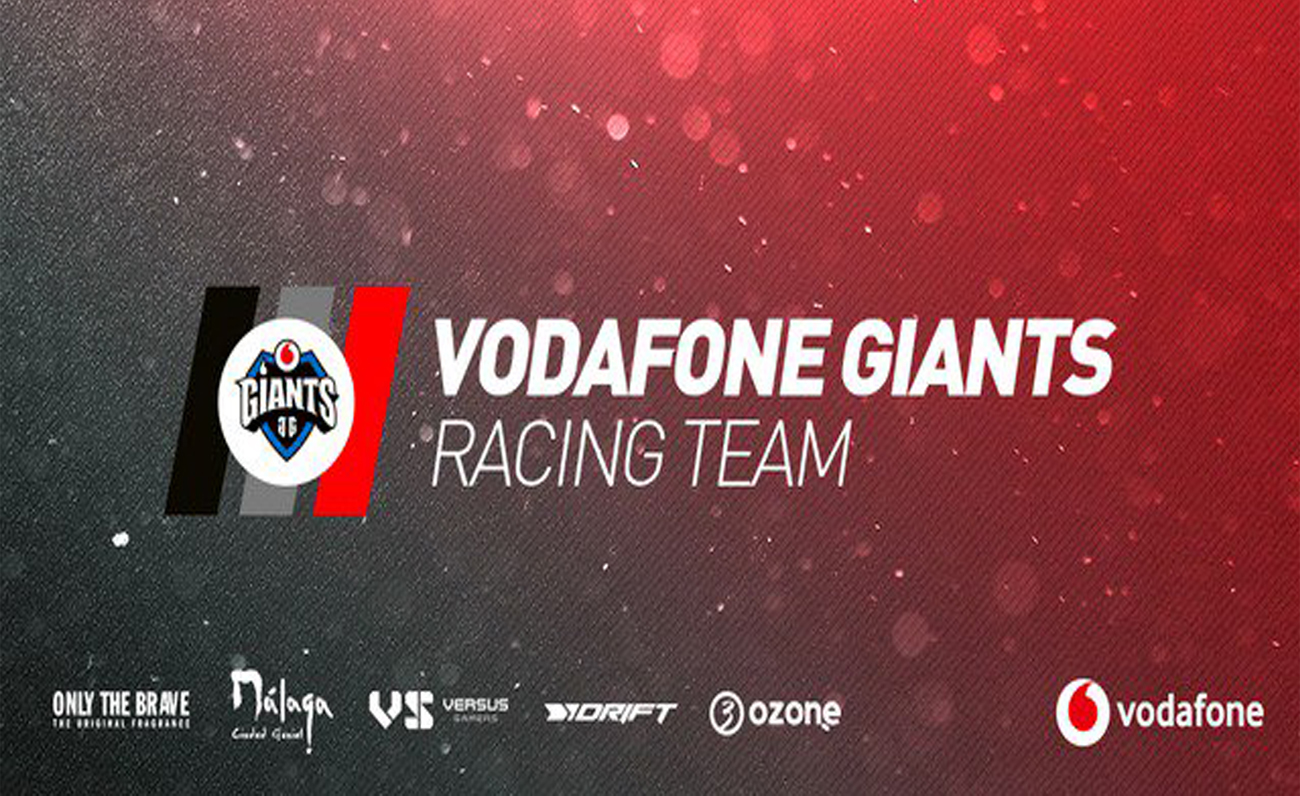 Vodafone Giants Simracing esports