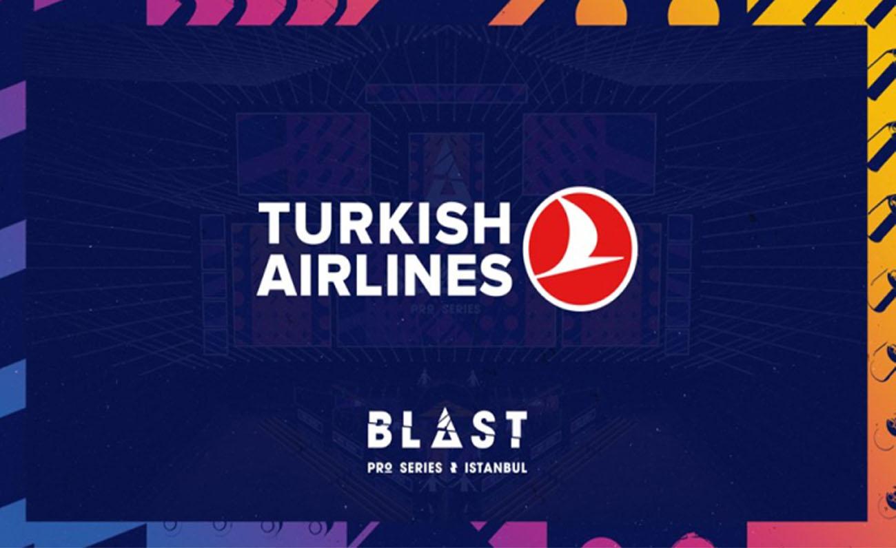 Blast Pro Series Turkish Airlines