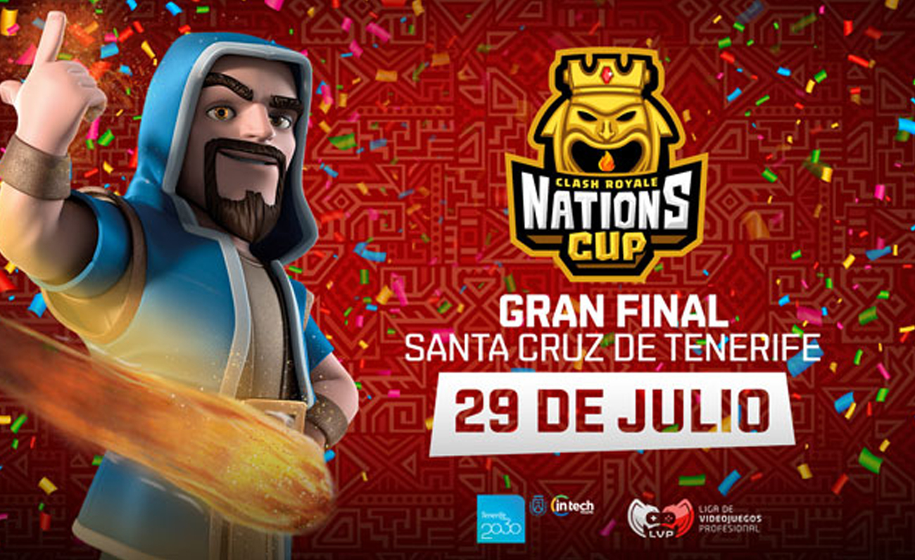 CR Nations Cup esports