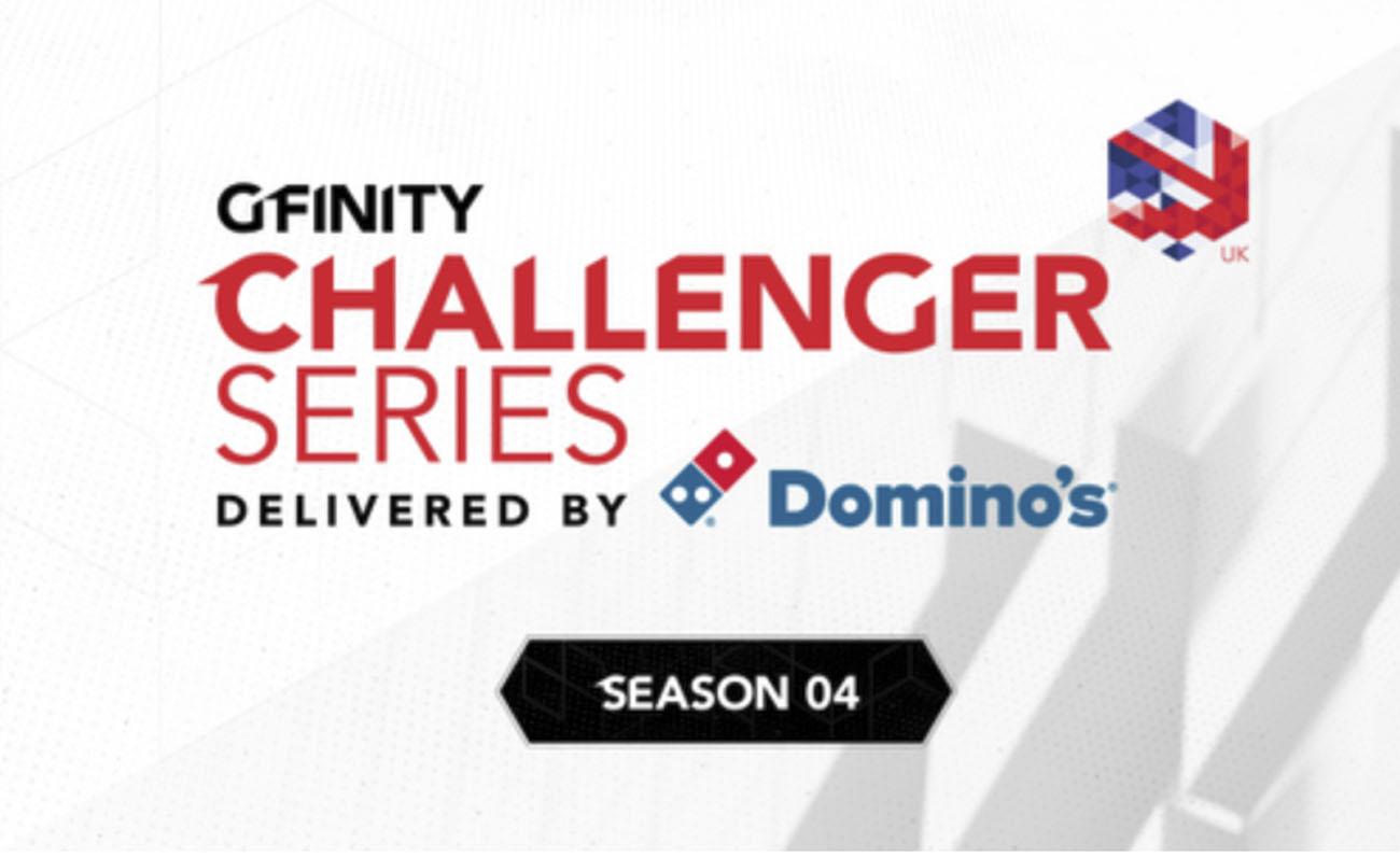 Gfinity Domino's esports