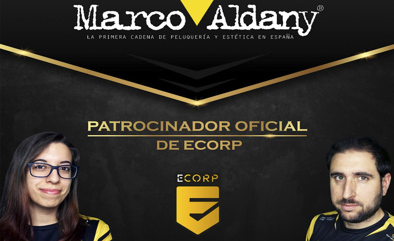 Marco Aldany ECORP esports