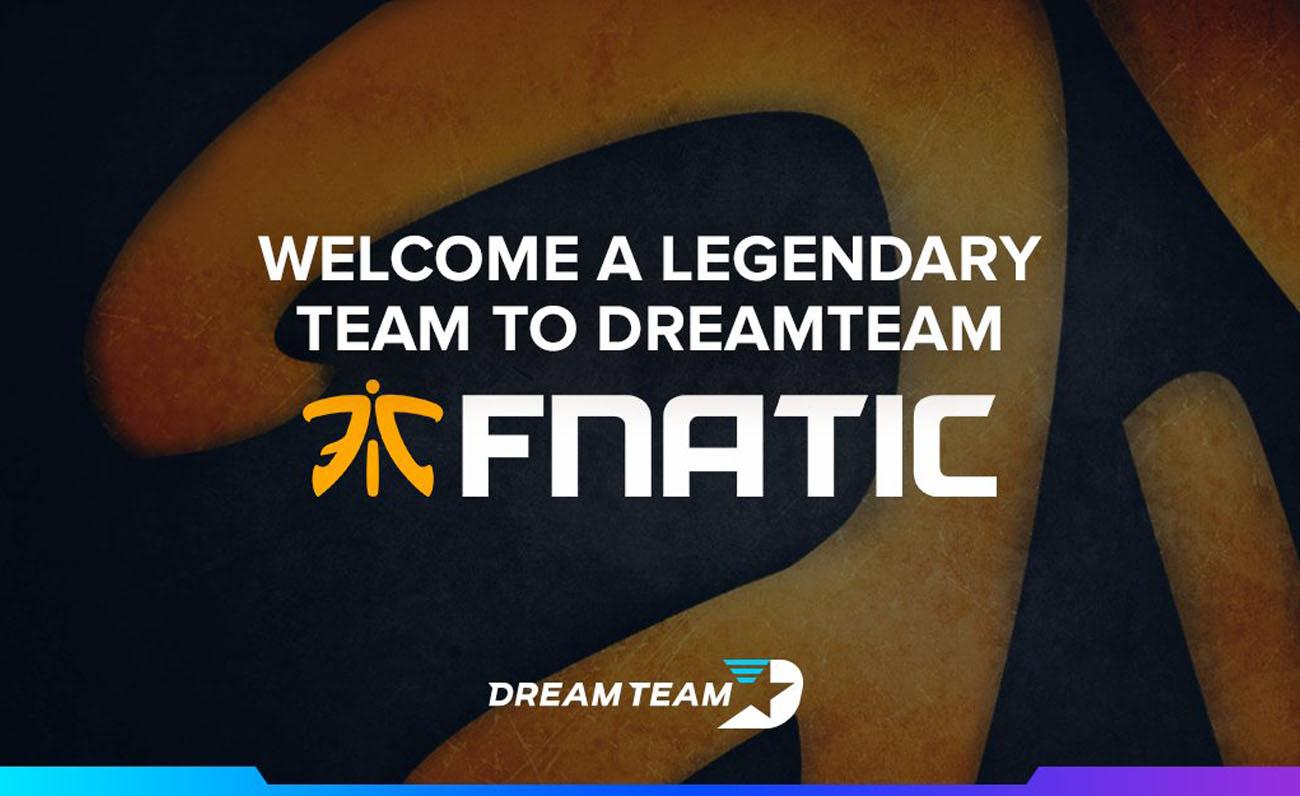 DreamTeam Fnatic