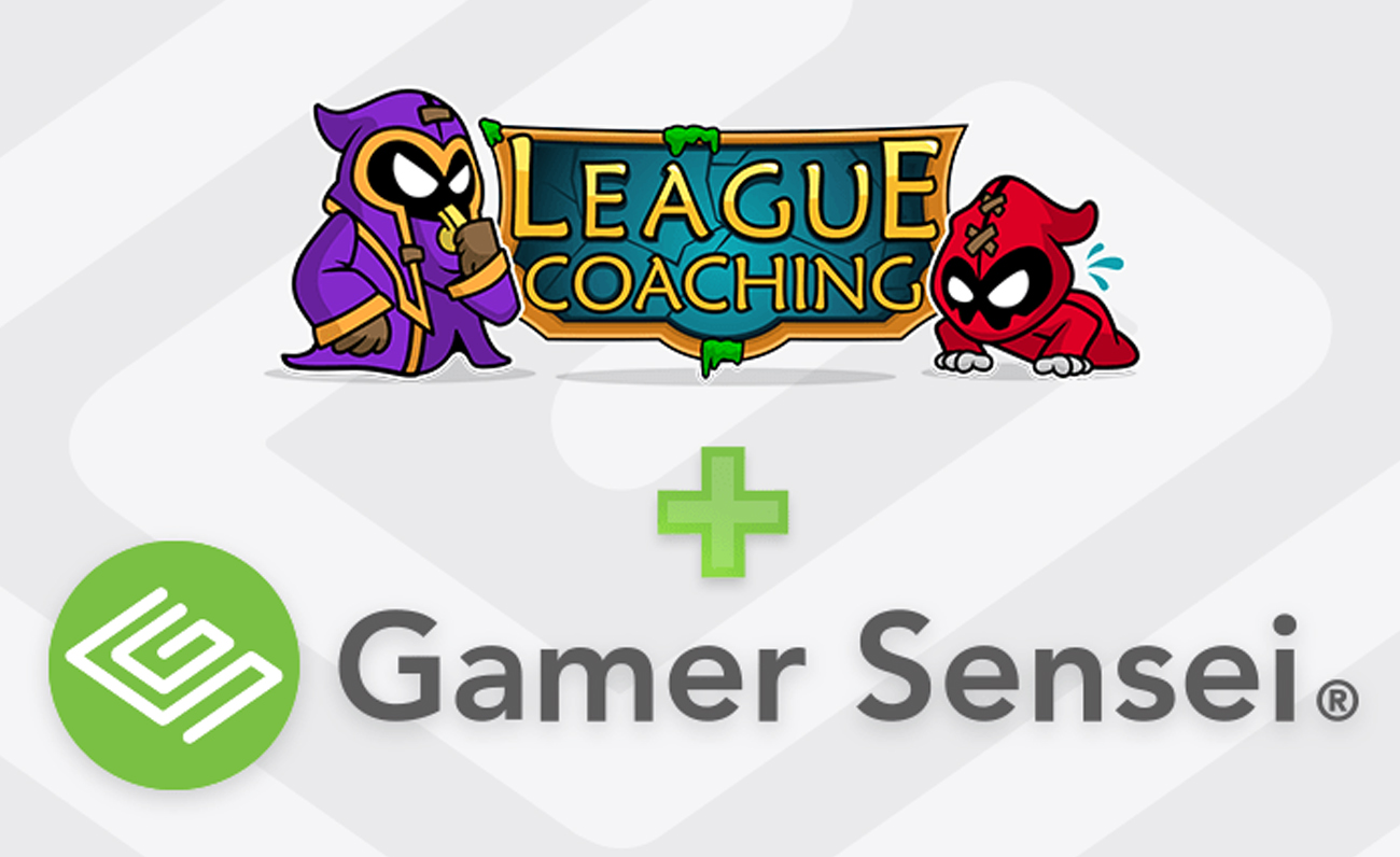 Gamer Sensei League Coaching esports