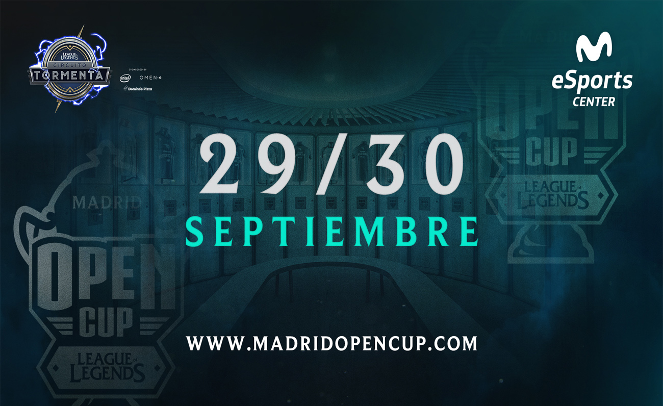Madrid Open Cup Esports