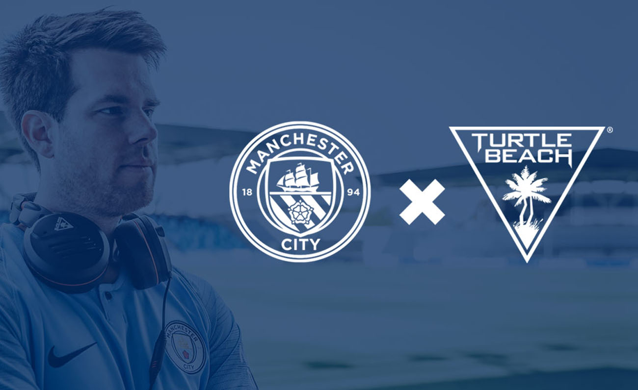 Turtle Beach Manchester City esports