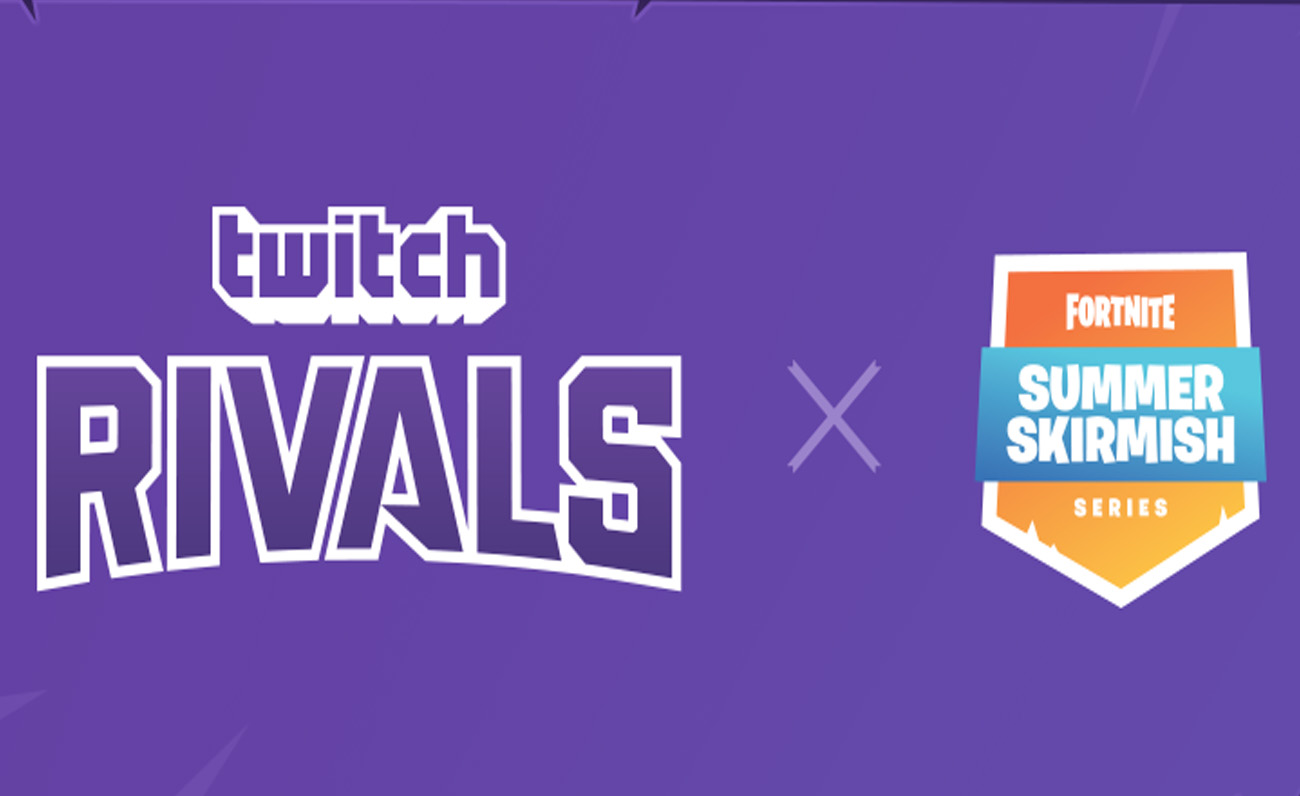Twitch Rivals Fortnite esports