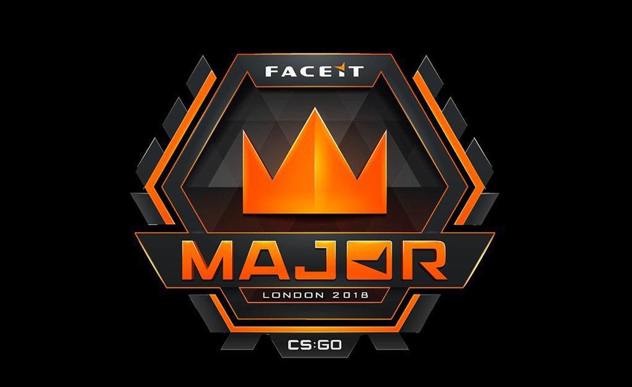 FACEIT London Major esports