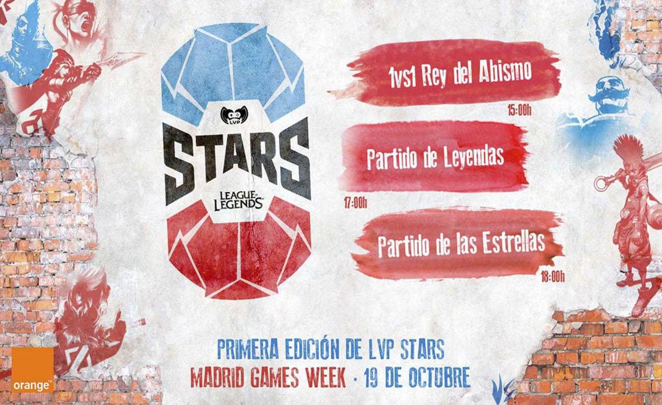 LVP All Stars LoL esports