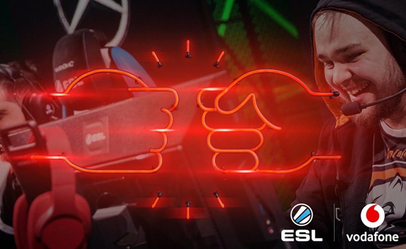 Vodafone ESL esports