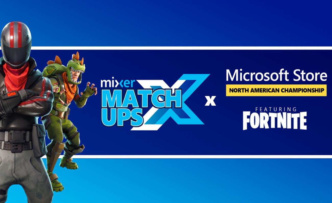 Mixer Fortnite esports
