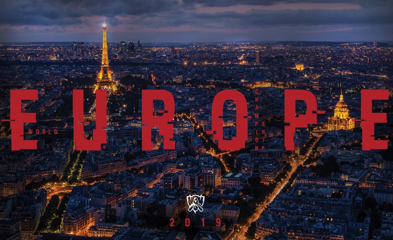 Paris Europe Worlds 2019