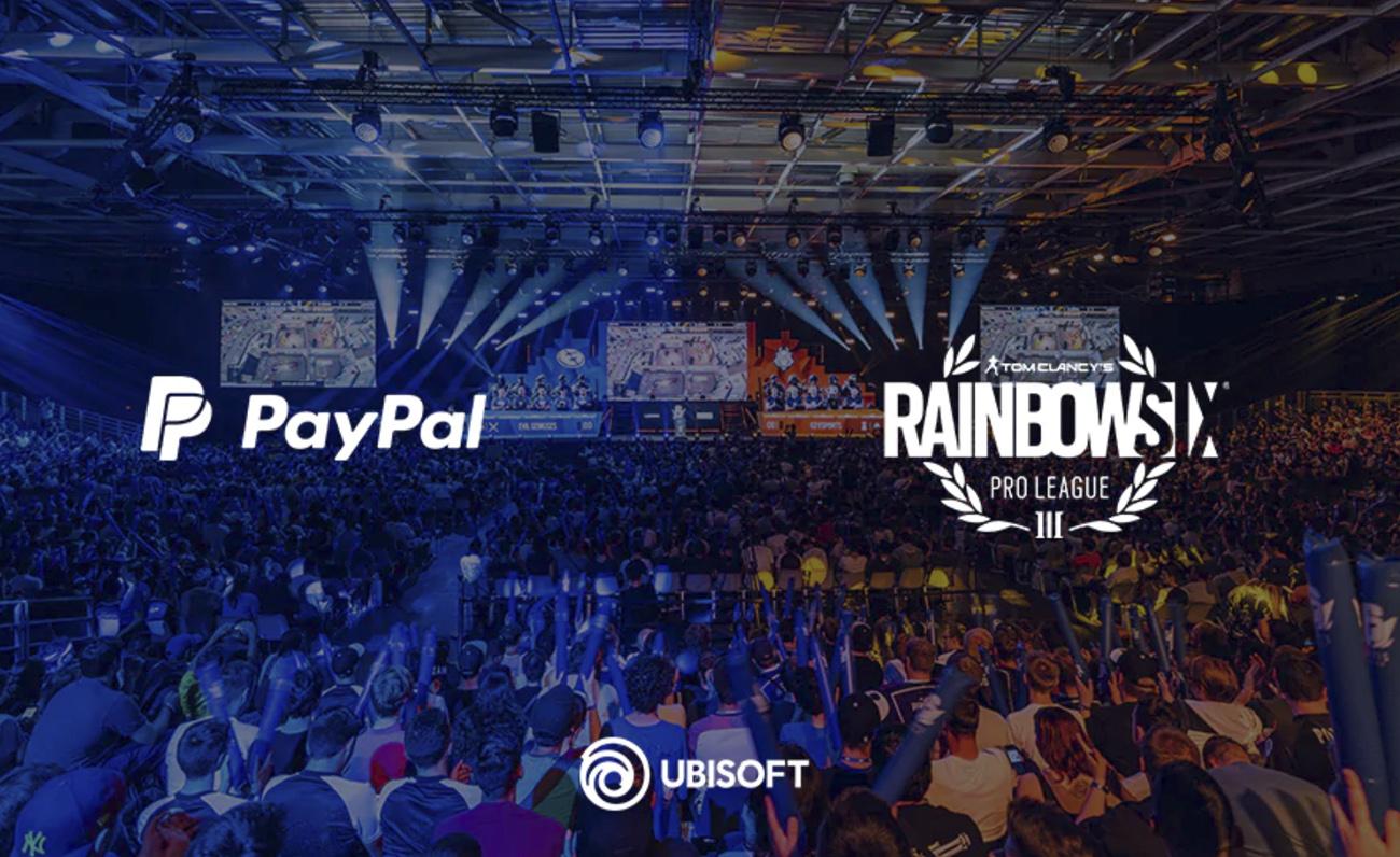 Paypal Rainbow Six