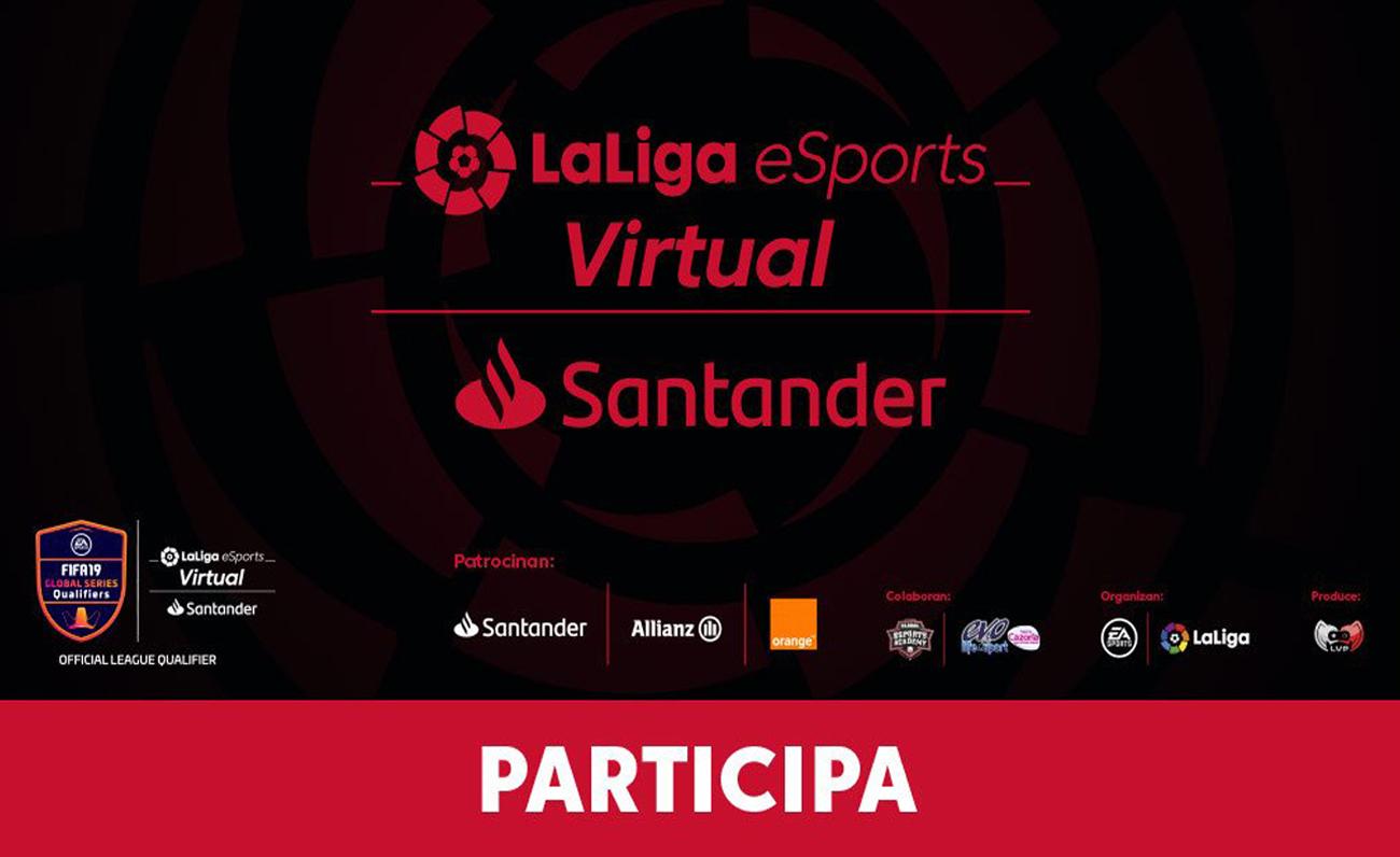 Virtual LaLiga Santander