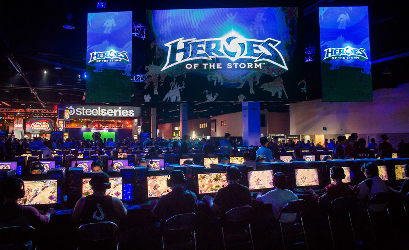 Heroes Of Storm esports