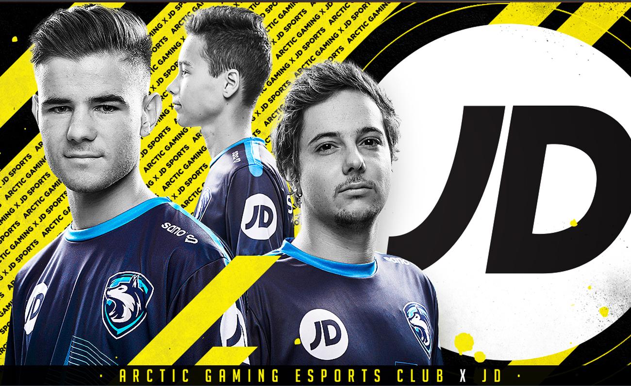 JD Sports Arctic Gaming
