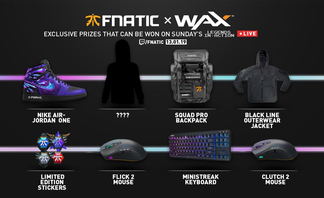Fnatic WAx