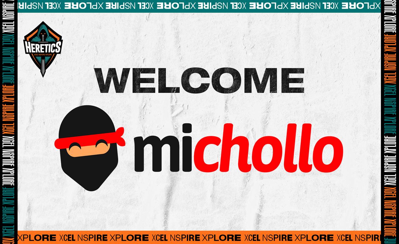 Michollo Team Heretics