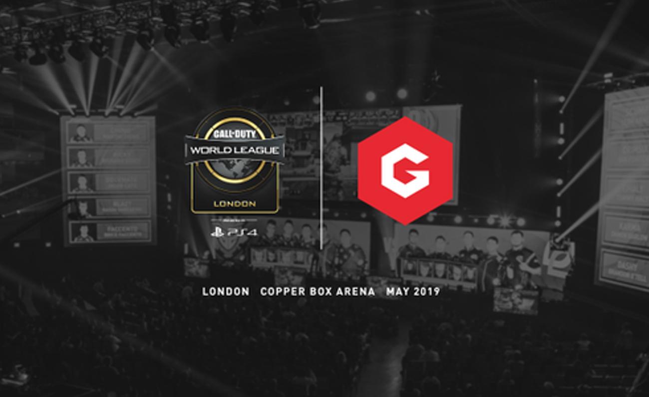 Gfinity CWL London