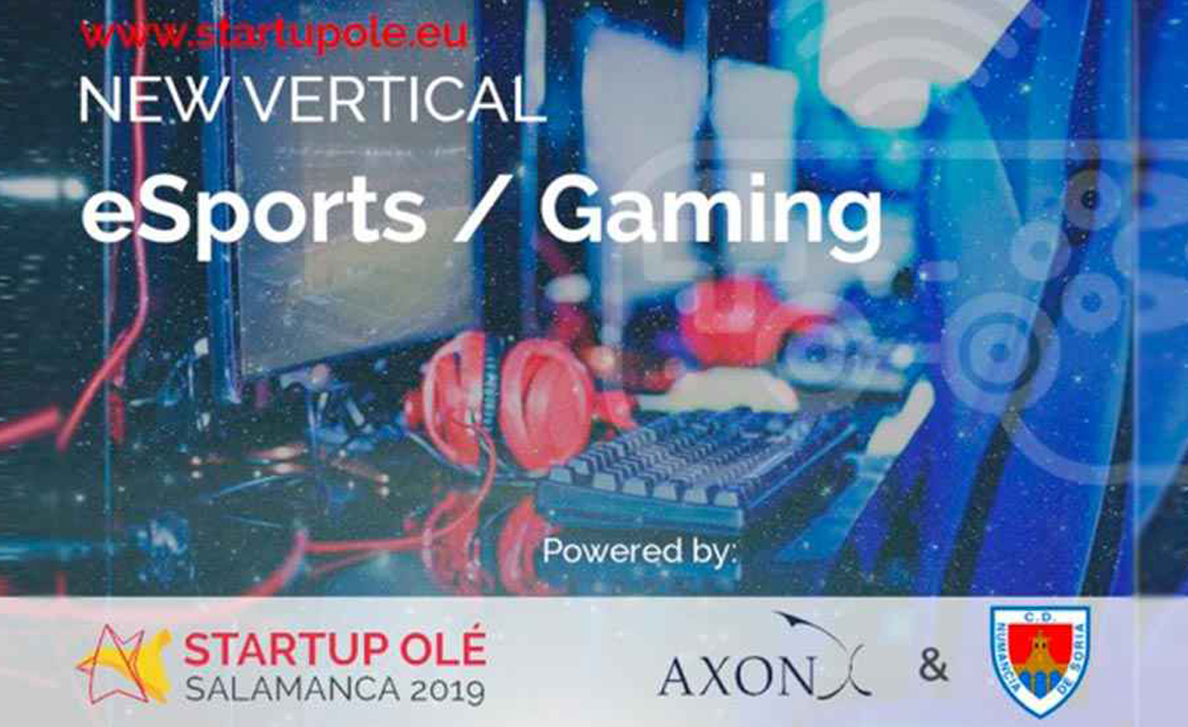 Startup OLE 2019 esports