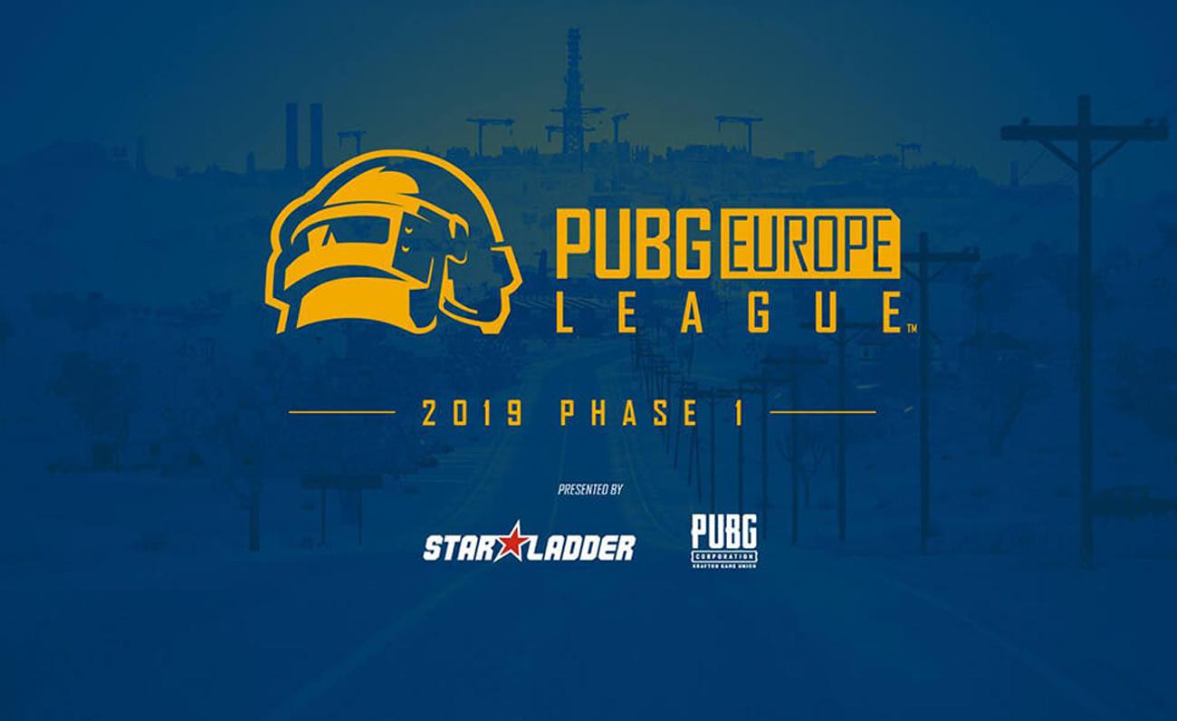 Europe PUBG League