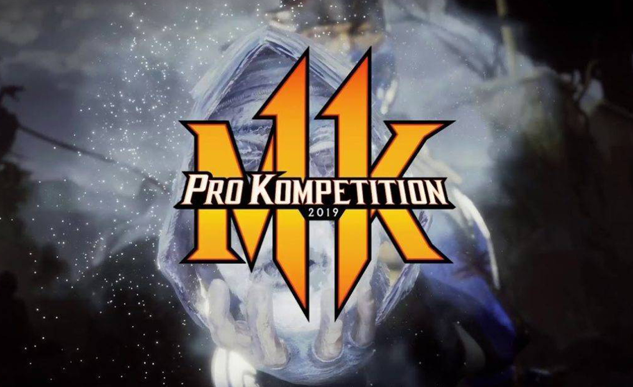 Mortal Kombat Kompetition