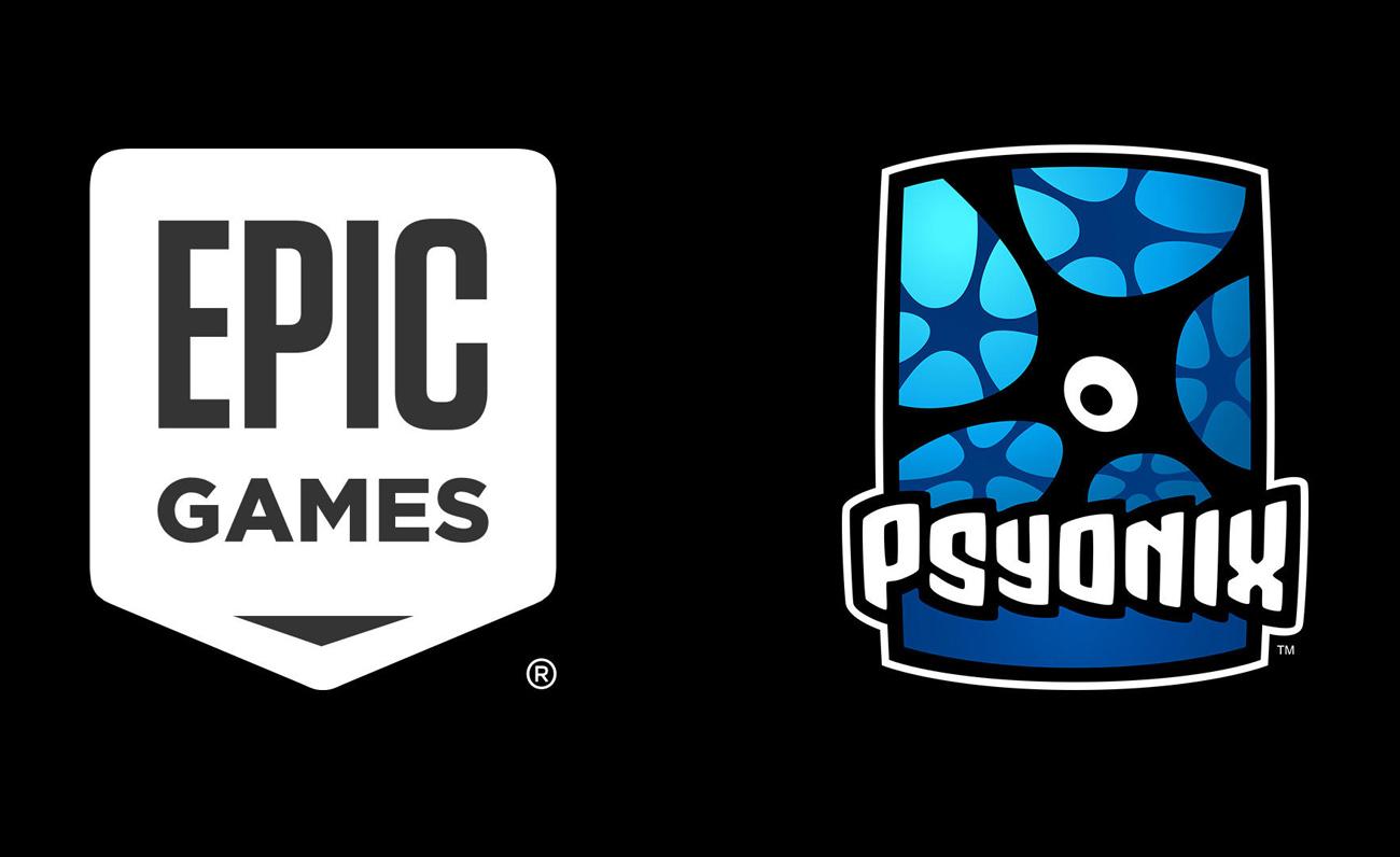 Epics Games Psyonix