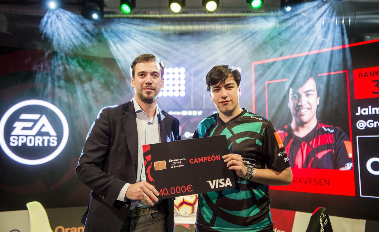Final Virtual LaLiga eSports Santander